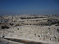Jerusalem Cemetery & Old City - from Mount of Olives (6036446030).jpg