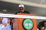 Jesse Jackson, Sr. at the Bud Billiken Parade 2015 (20241989849).jpg