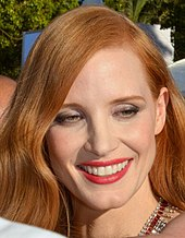 9225ff45c8620 Chastain at the 2017 Cannes Film Festival, where she served as a jury member