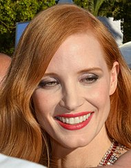 Jessica chastain wikipdia a enciclopdia livre chastain em 2017 fandeluxe Images