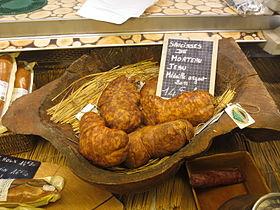 J sus de morteau wikimonde - Comment cuisiner la saucisse de morteau ...