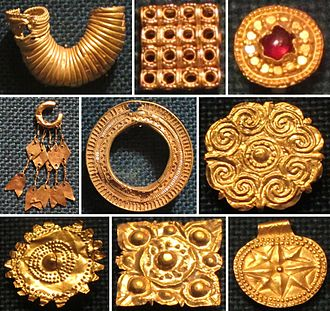 Gold crafts from the Philippines prior to Western contact. Jewelry and clothing ornaments.jpg