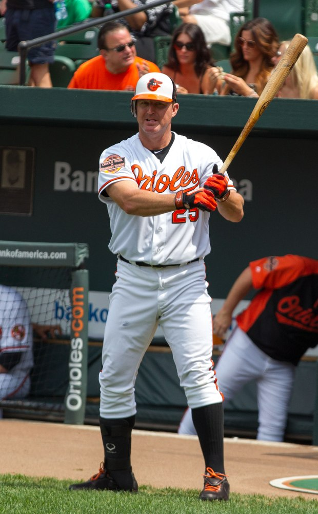 Jim Thome on July 1, 2012