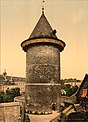 Joan of Arc's Tower, Rouen, France-LCCN2001698690.jpg
