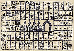 Gioco dell 39 oca wikipedia for Gioco dell oca alcolico da stampare