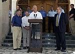 Joe Biden addresses the press after having a brief meeting with Iraq's interim Prime Minister lyad Allawi.jpg