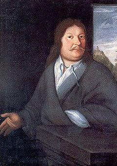 Johann Ambrosius Bach, Bach's father (Source: Wikimedia)