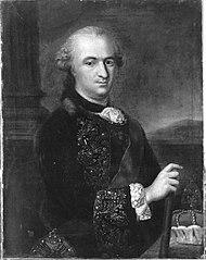 Bildnis des Kurfürsten Karl Theodor von der Pfalz (Kopie nach)