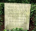 Johann Gustav Droysen grave.jpg