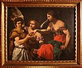 Johann carl loth, paride consegna ad afrodite la mela d'oro, 1665-70 ca. 01.jpg