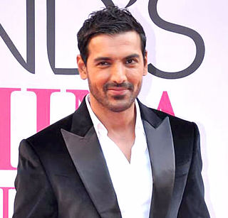 John Abraham (actor) Indian film actor, producer and model