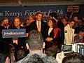 John Kerry at Oakland rally 2004 (6254677916).jpg