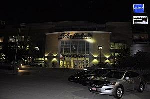 Budweiser Gardens - Image: John Labatt Centre Night