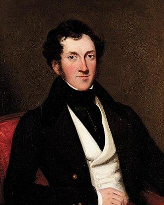 Harlaxton Manor - John Sherwin Gregory circa 1830