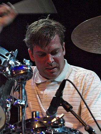 Helmet (band) - Former drummer John Stanier.