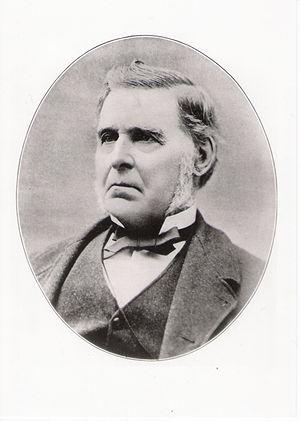 John West (captain) - Image: John West (captain) circa 1850