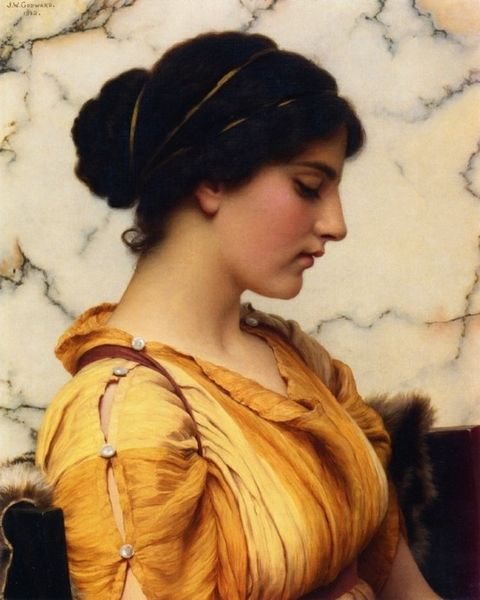 File:John William Godward - Sabinella.jpg