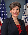 Joni Ernst Official photo portrait 114th Congress.jpg