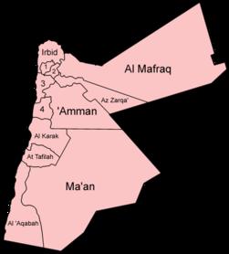 Jordan governorates named.png