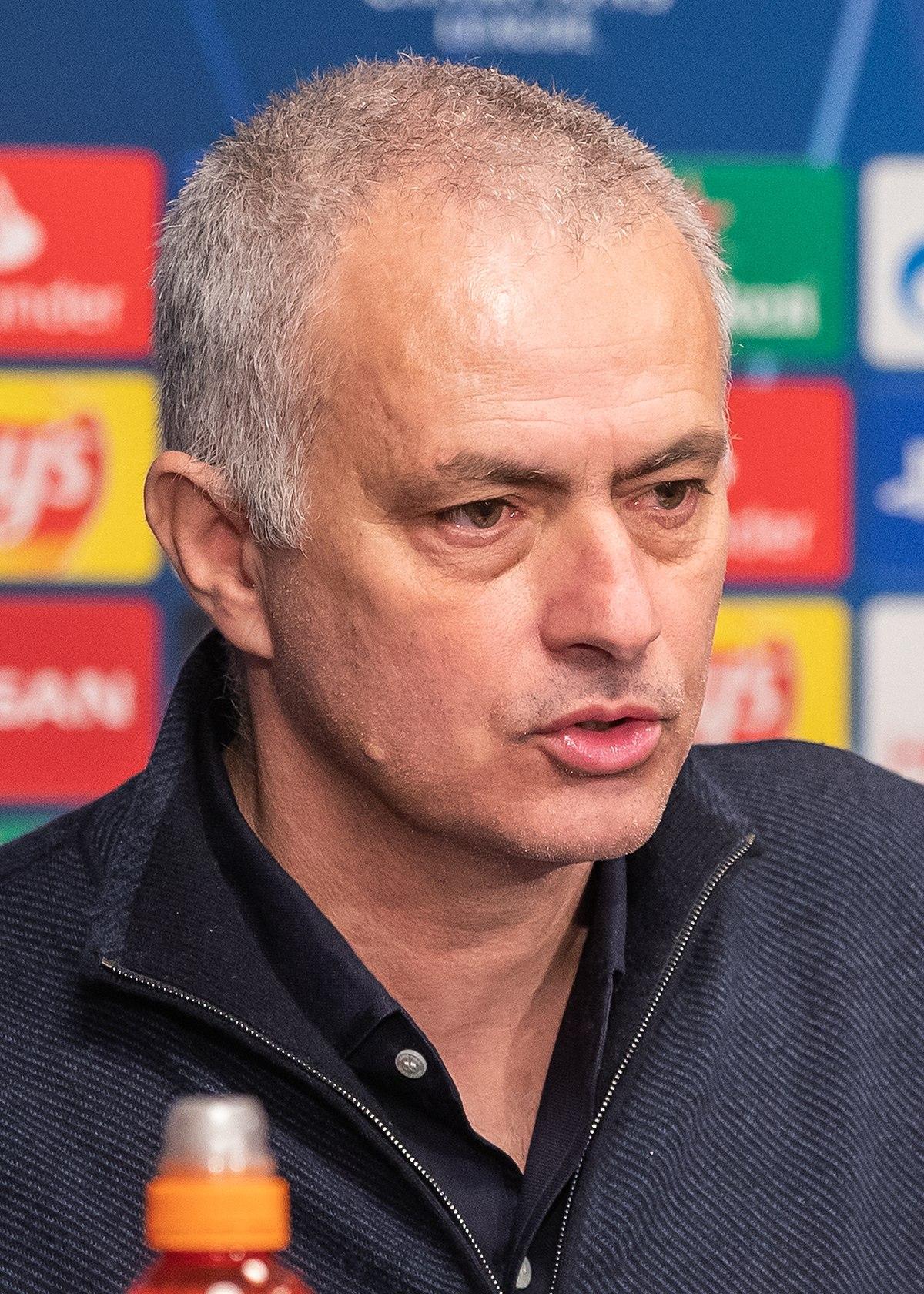 José Mourinho - Wikipedia