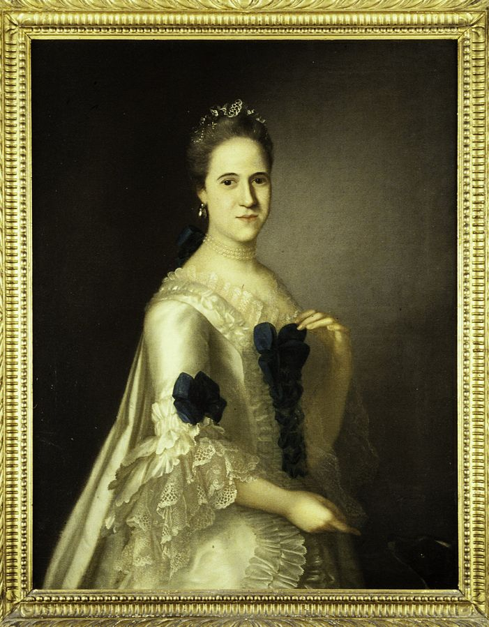 Portrait of Marchioness Wentworth