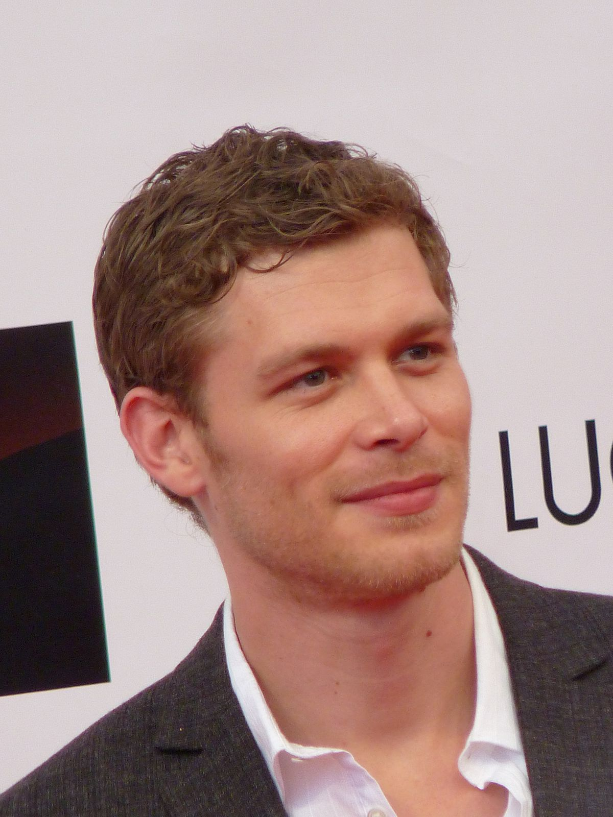 Joseph Morgan - Wikipedia Joseph