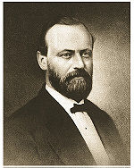 Joseph Schlitz, the founder of Schlitz Breweries