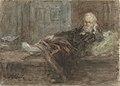 Jozef Israëls - Zelfportret met zieke voet.jpg