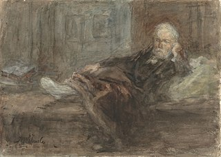 Self-portrait with injured foot