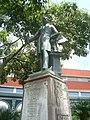 Juan Mora Fernandez statue in San Jose.JPG