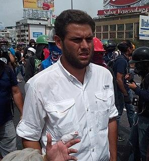 Juan Requesens Venezuelan politician