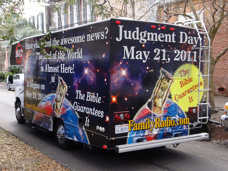 Judgment Bus New Orleans 2011