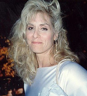 Judith Light - Light at the Governor's Ball following the 1989 Annual Emmy Awards