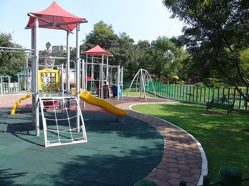 File Juegos Infantiles Jardines En La Montana 05 Jpg Wikimedia Commons