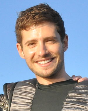 Julian Morris - Morris on set of Once Upon A Time in March 2013