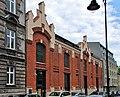 Juliusz Słowacki Theatre decorations warehouse (1903 by arch. Jan Rzymkowski), 3 Radziwillowska street, Krakow, Poland.jpg