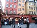 Julmarknad på Stortorget, Gamla stan, Stockholm, 2017b.jpg