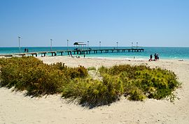 Jurien Bay Jetty, Jurien Bay, 2012.JPG