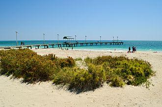 Jurien Bay, Western Australia - Jurien Bay Jetty, 2012
