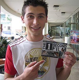 Justin Berfield - Berfield in 2005