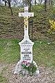 Kříž v západní části obce, Rašov, okres Brno-venkov.jpg