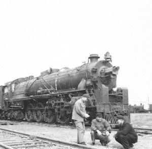 China Railways KF