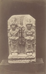 KITLV 87683 - Isidore van Kinsbergen - Hindu-Javanese sculpture coming from the Dijeng plateau - Before 1900.tif