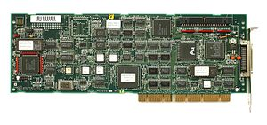Extended Industry Standard Architecture - SCSI Controller (Adaptec AHA-1740).