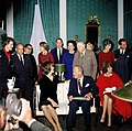 KN-C19651. First Lady Jacqueline Kennedy's tea for the Special Committee for White House Paintings.jpg