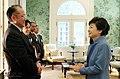 KOCIS Korea President Park WorldBank 20130507 01 (8725156456).jpg