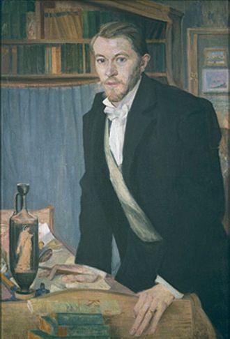 Karl Ernst Osthaus - Karl Ernst Osthaus as portrayed in 1903 by Ida Gerhardi