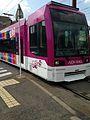 Kagoshima City Transportation Bureau No.1014 near Kagoshima-Ekimae Station.jpg