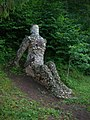Kalevipoeg statue at Neeruti - panoramio.jpg