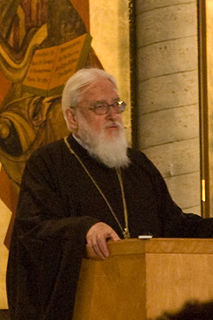 Kallistos Ware English theologian